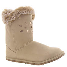 Baby Deer Boot with Chopouts & Faux Fur Trim (Girls' Infant-Toddler)