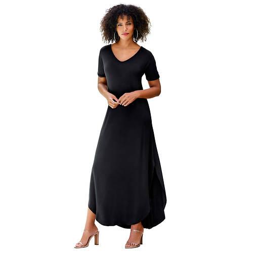 T-Shirt Maxi Dress