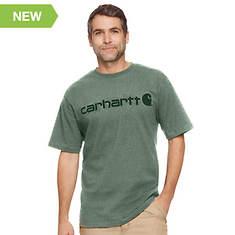 Men's Carhartt Signature Logo Short-Sleeve T-Shirt