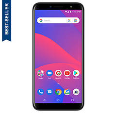 "Blu J6 Unlocked 6"" Smartphone"