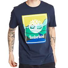 Timberland Men's Kennebec River Horizon Graphic Tee