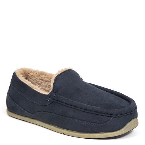 Deer Stags Slipperooz Lil Spun Cozy Moccasin (Boys' Toddler-Youth)