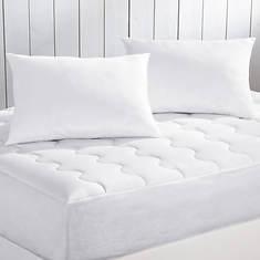 Serenity Mattress Pad & Pillow Pack Set