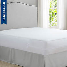 Mattress Protector with Bed Bug Blocker
