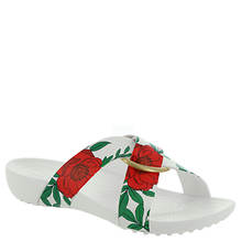 Crocs™ Serena Printed Crossband Sandal (Women's)