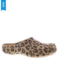 Crocs™ Freesail Leopard Clog (Women's)
