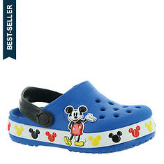 Crocs™ CrocsFunLab Disney Mickey Mouse Bnd (Boys' Infant-Toddler-Youth)
