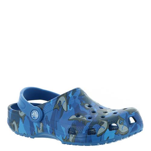 Crocs™ Classic Shark Clog (Boys' Infant-Toddler-Youth)