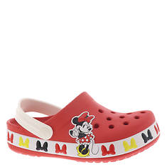 Crocs™ CrocsFunLab Disney Minne Mouse Band (Girls' Infant-Toddler-Youth)