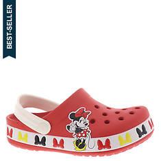 Crocs™ CrocsFunLab Disney Minne Mouse Band (Girls' Infant-Toddler-Youth)