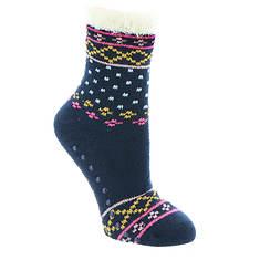 Steve Madden Women's SM46521 1PK Cabin Socks