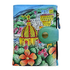 Anna by Anuschka Leather Ladies Wallet