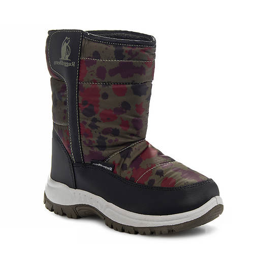 Rugged Bear Slip On Snow Boot RB84372B (Boys' Toddler-Youth)