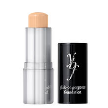 YBF Glide-On Foundation Stick+Brush