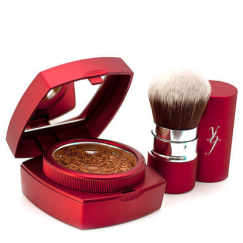 YBF Bronzer in Compact + Kabuki