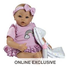 "Adora 16"" BabyTime Doll-Lavender"