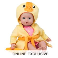 adora Dolls-Adora 13'' BathTime Baby-Duck
