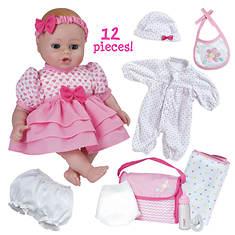 Adora PlayTime 12-Piece Baby Gift Set