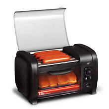 Elite Hot Dog Roller & Toaster Oven