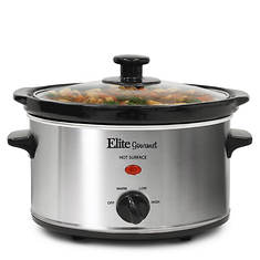 Elite 2-Quart Oval Slow Cooker