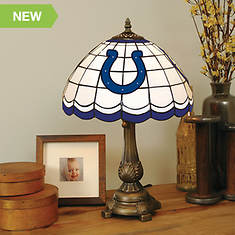 NFL Tiffany Table Lamp