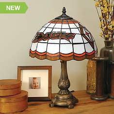 NHL Tiffany Table Lamp