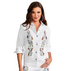 Embellished Embroidery Jacket