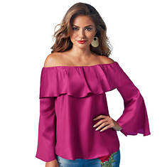 Two-Tiered Blouse