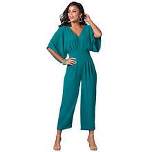 Kimono-Sleeved Jumpsuit