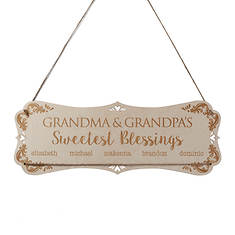 Personalized Wooden Photo Plaque
