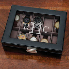 Personalized Monogram Watch Case