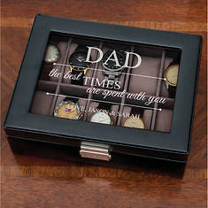 Personalized The Best Times Watch Case