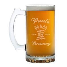 Personalized 16-oz. Beer Mug