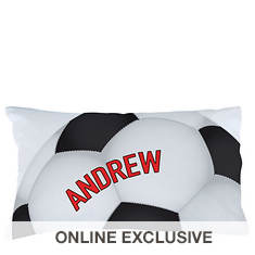 Personalized Kid's Sports Pillowcase