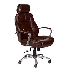 Commodore II Leather Exec Chair