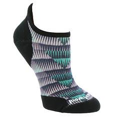 Smartwool Women's PhD Run Light Elite Chevron Micro Socks
