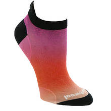 Smartwool Women's Perf Run Zero Cushion Ombre Print Low Ankle Socks