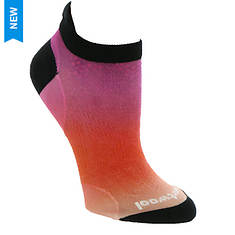 Smartwool Women's PhD Run Ultra Light Ombre Micro Socks