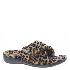 Vionic with Orthaheel Indulge Relax Leopard (Women's)