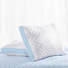 2-Pack Quilted Density Pillows