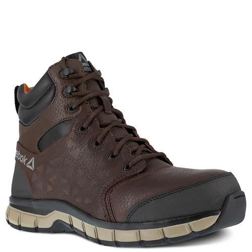 Reebok Work Sublite Cushion Work Boot Comp Toe (Men's)