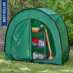 Instant Outdoor Storage Tent