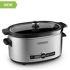 KitchenAid 6-Quart Slow Cooker