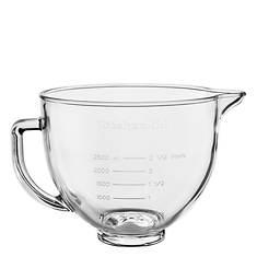 KitchenAid 5-Quart Clear Glass Bowl with Lid