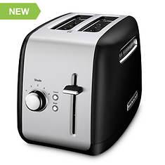 KitchenAid 2-Slice Toaster with Illuminating Button