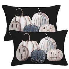 Lumbar Toss Pillow Set
