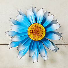 Wall-Mounted Flower Wind Spinner