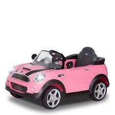 Mini Cooper Ride-On Vehicle