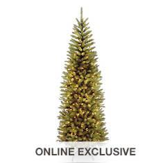 6.5' Kingswood Fir Tree with Lights