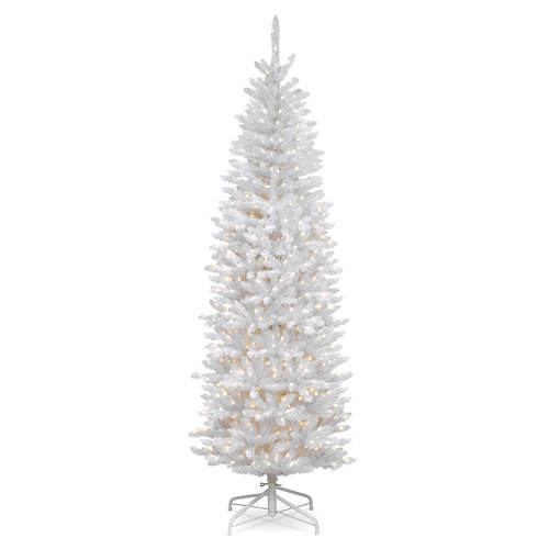 7' Kingswood White Fir with Lights